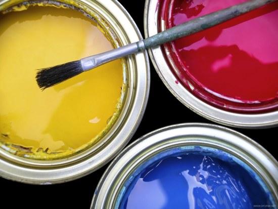 Краска и ее разновидности. Продолжение