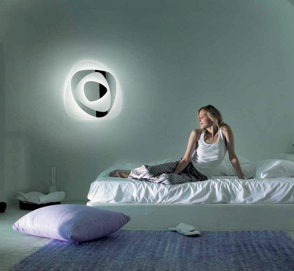 Спальня: местное освещение