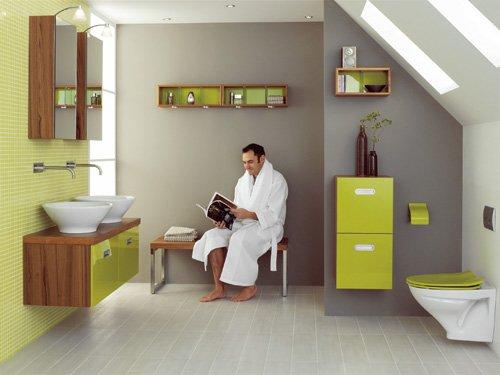 Системы хранения для ванной. Продолжение 2