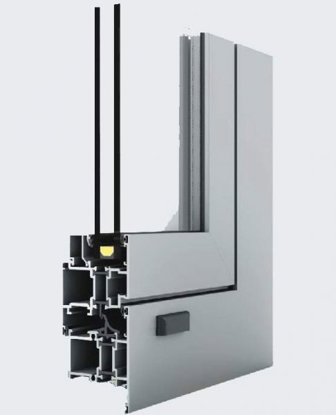 Алюминиевые окна: за и против