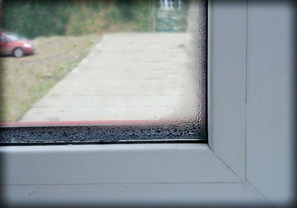 Почему окна «плачут» и как с этим бороться?