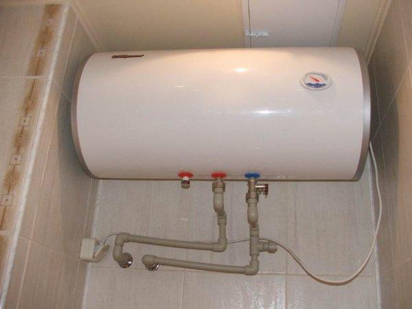 Выбираем водонагреватель