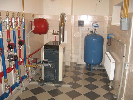 Отопление коттеджа: тонкости и нюансы